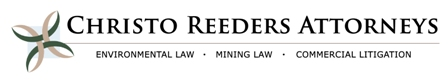 Christo Reeders Attorneys - Environmental Law, Mining Law and Commercial Litigation